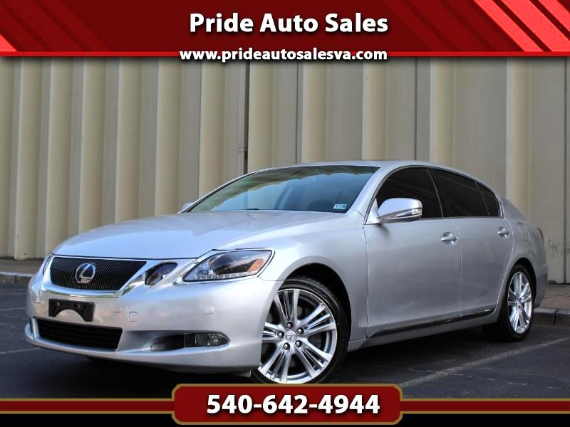 Lexus GS 450h Sedan 2009