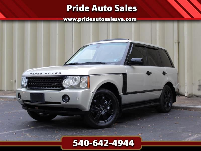 2006 Land Rover Range Rover HSE Supercharged Luxury