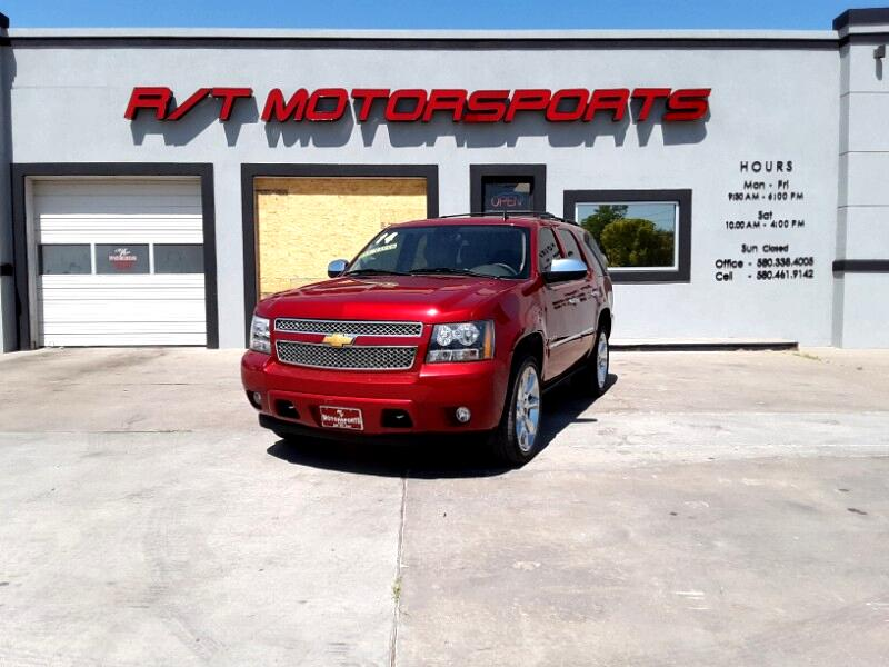 Chevrolet Tahoe LTZ 4WD 2014