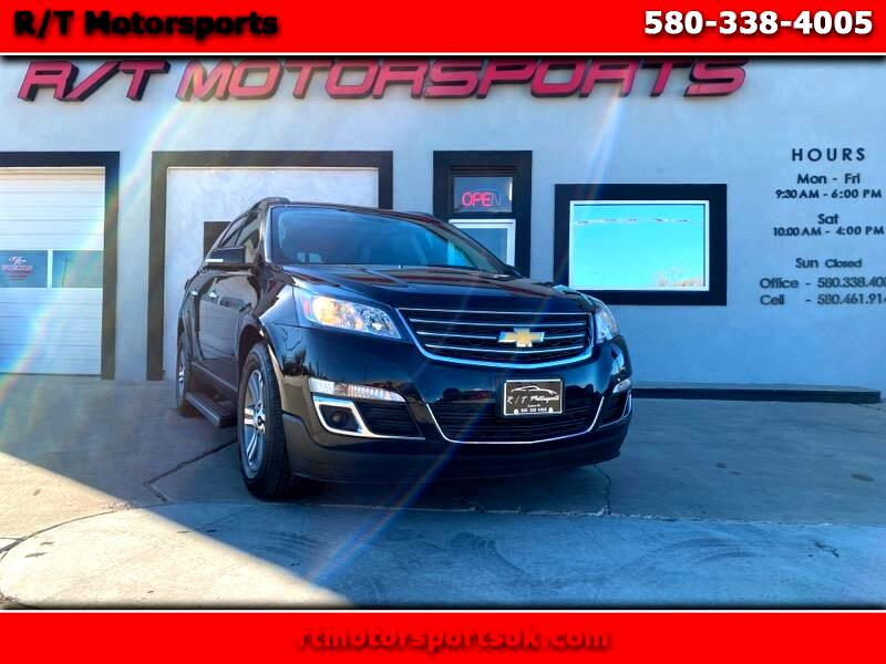 Chevrolet Traverse 2LT AWD 2016