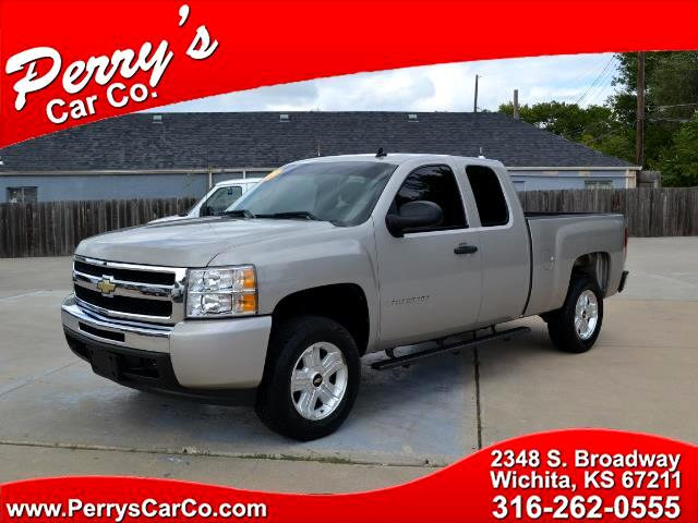 2009 Chevrolet Silverado 1500 LT1 Ext. Cab Short Box 2WD