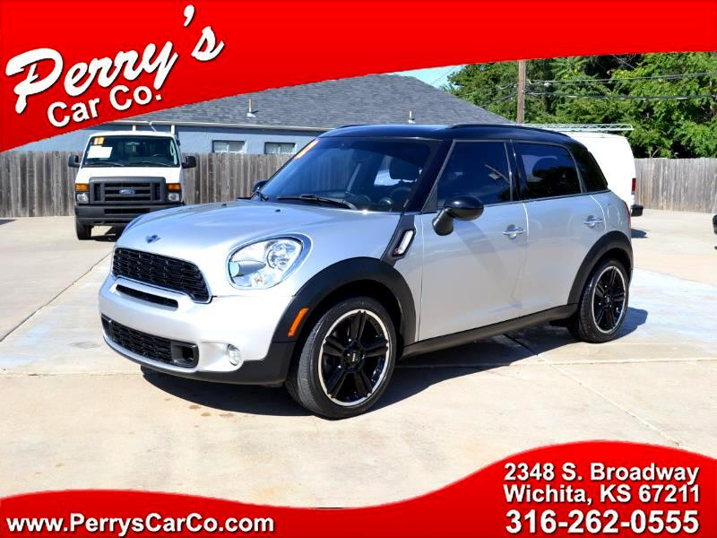 MINI Countryman S 2012