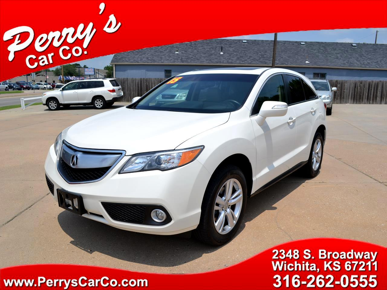 Acura RDX 6-Spd AT w/ Technology Package 2015