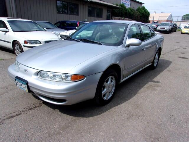 2002 Oldsmobile Alero GX Sedan