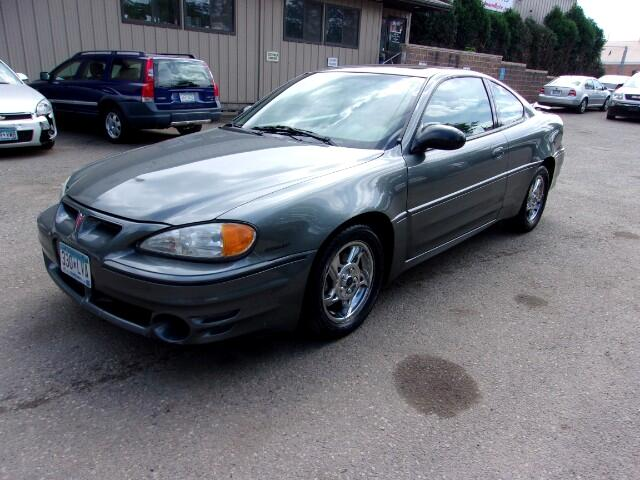 2005 Pontiac Grand Am GT coupe