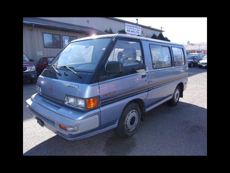 1989 Mitsubishi Van Base