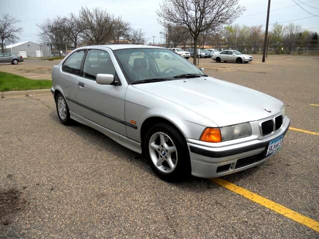 1998 BMW 3-Series 318ti