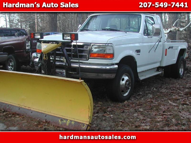 1997 Ford F-350 Chassis Cab Reg Cab 137