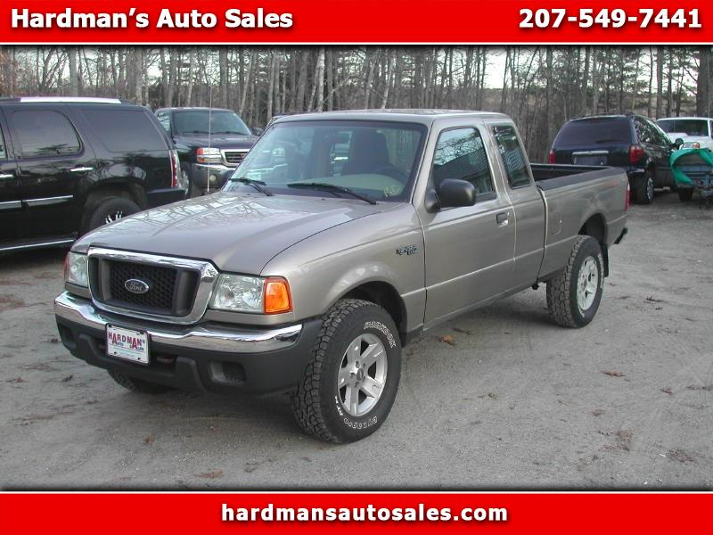 2004 Ford Ranger 2dr Supercab 4.0L XL Fleet 4WD