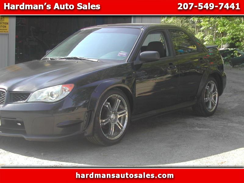 2007 Subaru Impreza Sedan 4dr H4 AT i Special Edition