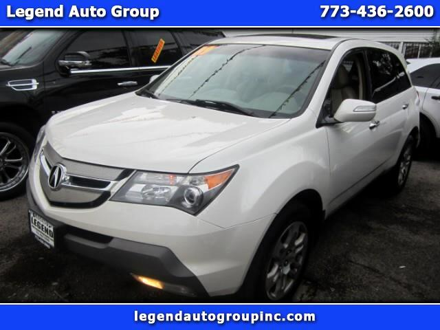 2009 Acura MDX Tech Package W/ Navigation AWD