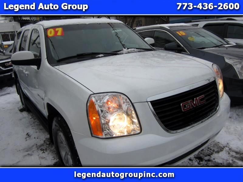2007 GMC Yukon 4dr 1500 4WD SLT