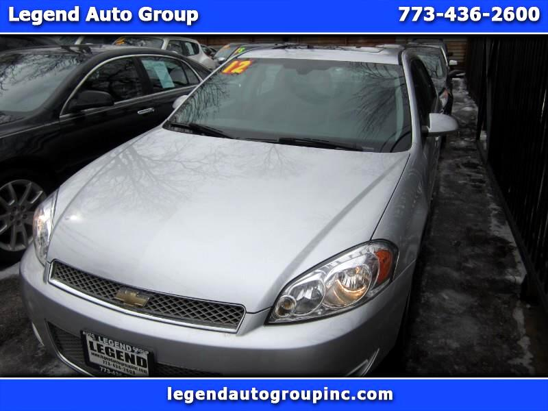 2012 Chevrolet Impala 1LT