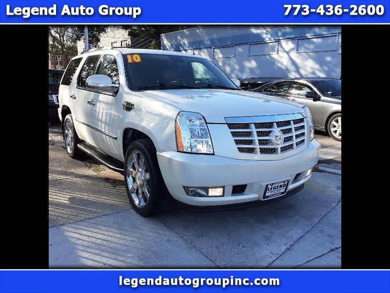 Cadillac Escalade 4WD 4dr Premium Luxury 2010