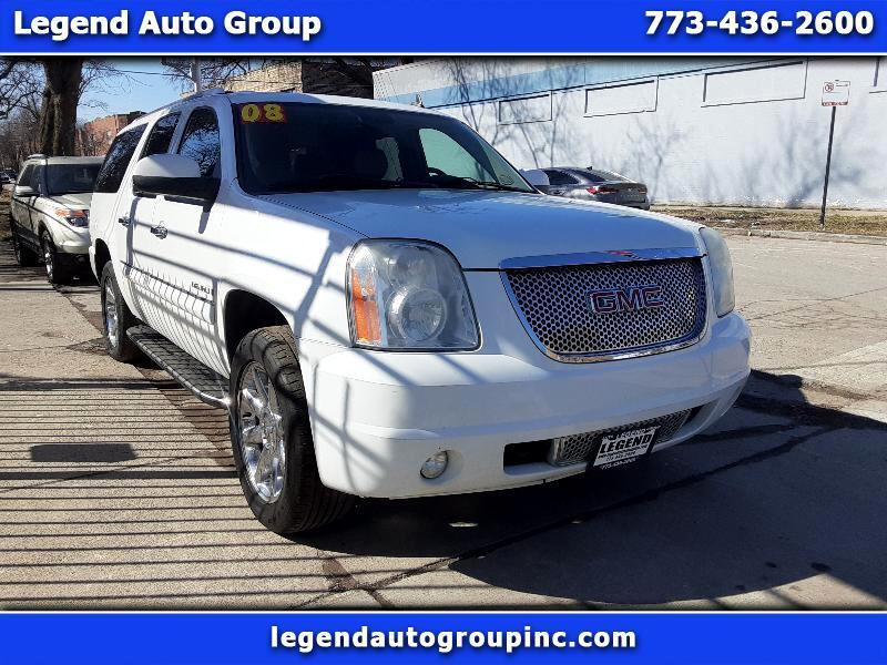 GMC Yukon Denali XL AWD 2008