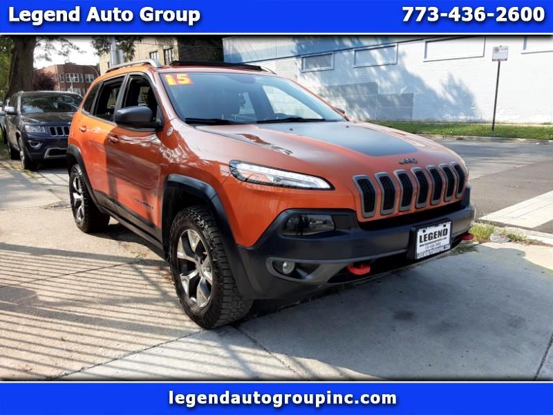 Jeep Cherokee Trailhawk 4WD 2015
