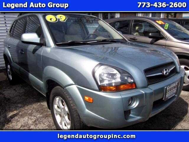 2009 Hyundai Tucson Limited 2.7 2WD