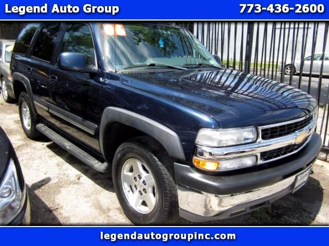 2006 Chevrolet Tahoe 4WD 4dr 1500 LT