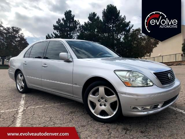 2004 Lexus LS 430 4Door Sedan