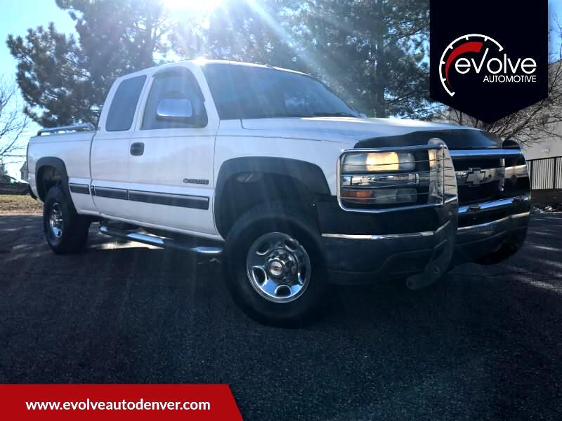 2002 Chevrolet Silverado 2500HD LS Ext. Cab Short Bed 2WD