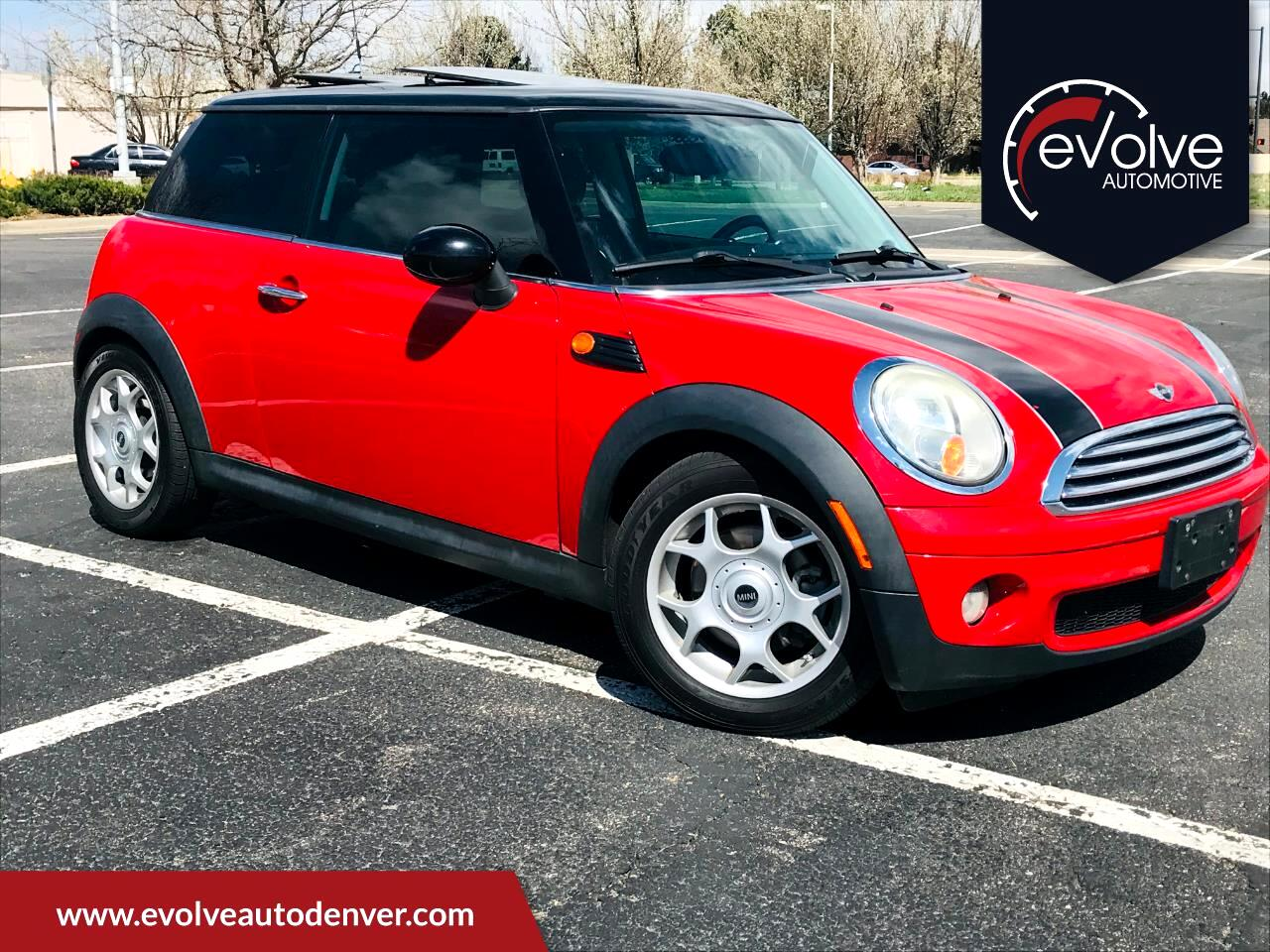 2009 MINI Cooper 2 Door Coupe
