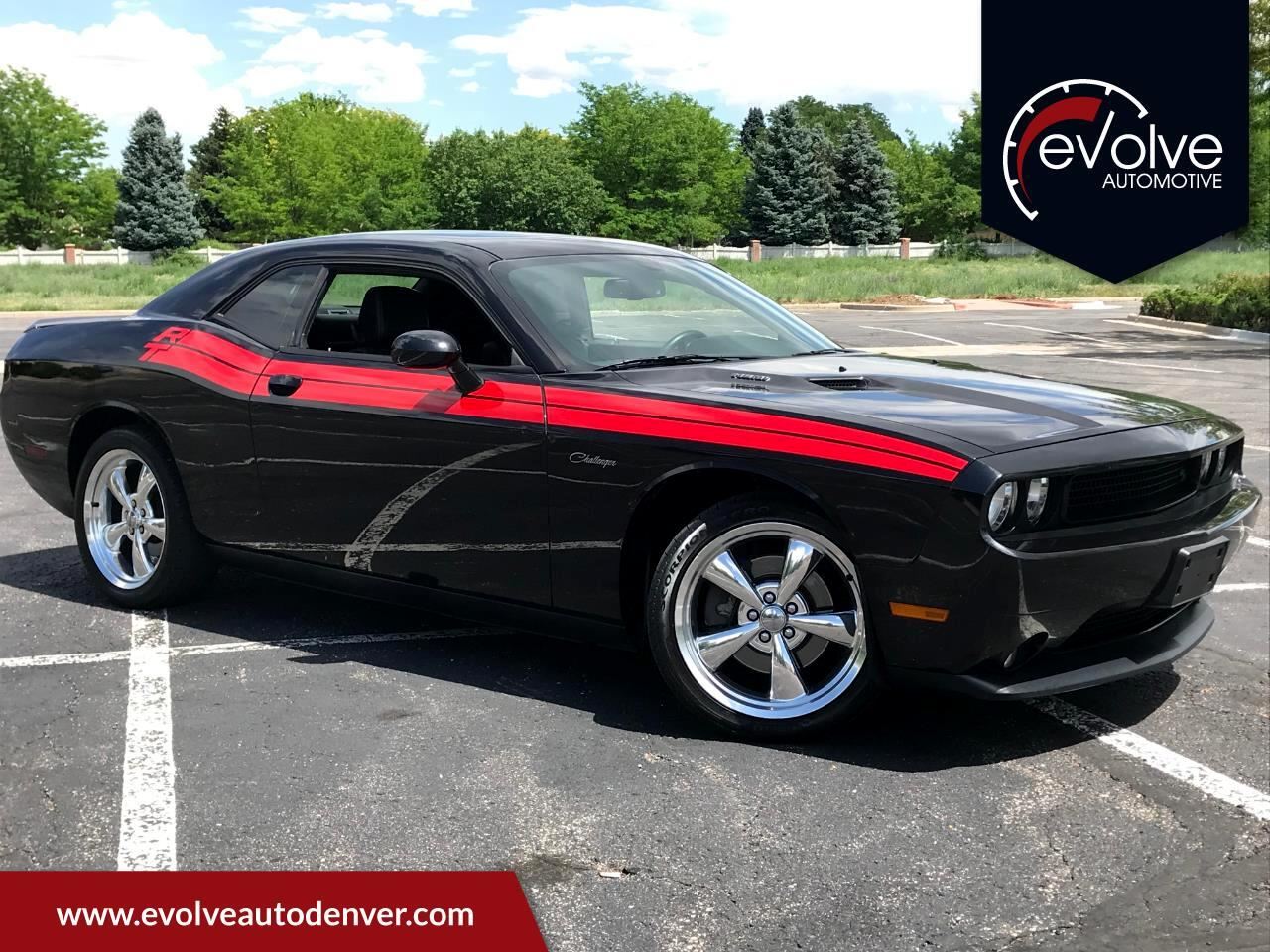2011 Dodge Challenger R/T Classic