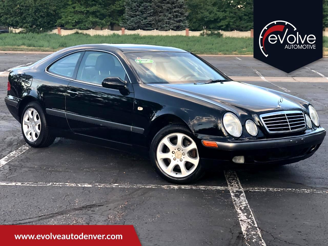 1999 Mercedes-Benz CLK-Class CLK320