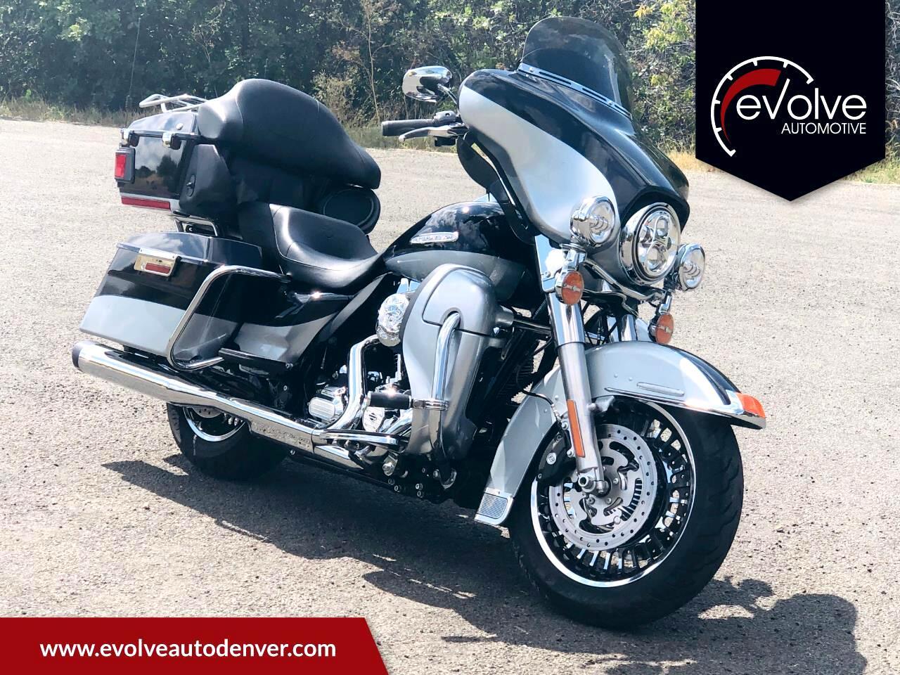 2012 Harley-Davidson FLHTK Electra Glide Limited