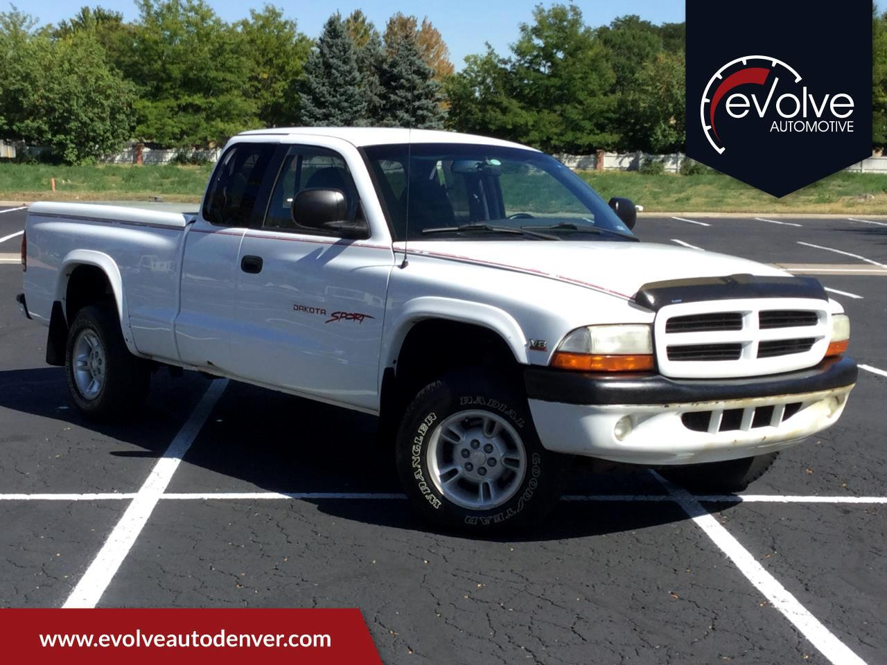 1998 Dodge Dakota Club Cab V8 4X4