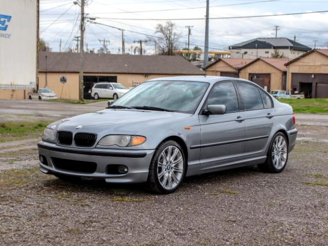 2005 BMW 3-Series 330i Sedan