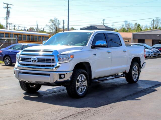 2014 Toyota Tundra 1794 CrewMax 5.7L 4WD