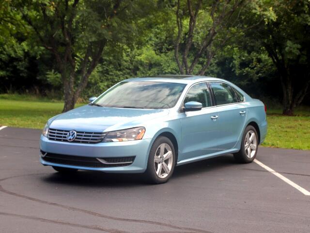 2013 Volkswagen Passat 2.0L TDI SE AT