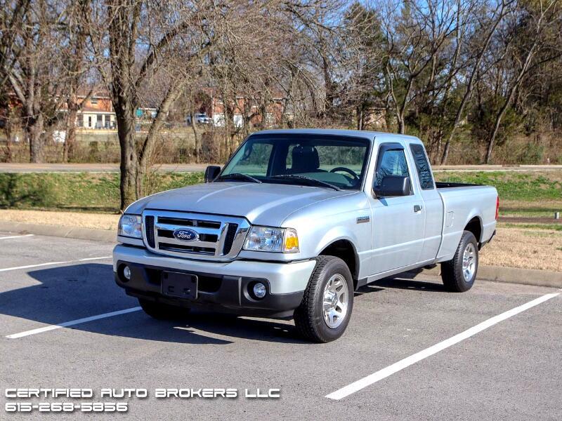 2011 Ford Ranger XLT SuperCab 2WD