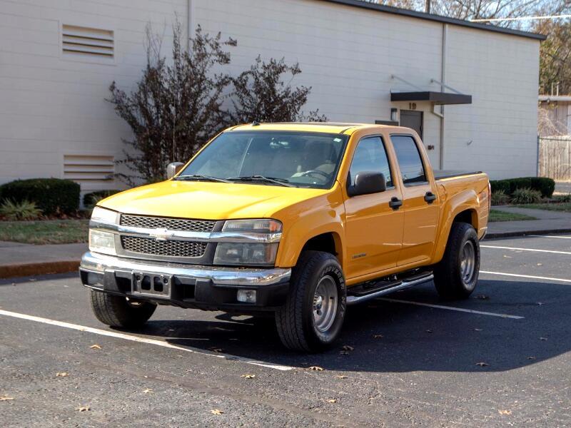 2005 Chevrolet Colorado LS Z71 Crew Cab 4WD w/1SE