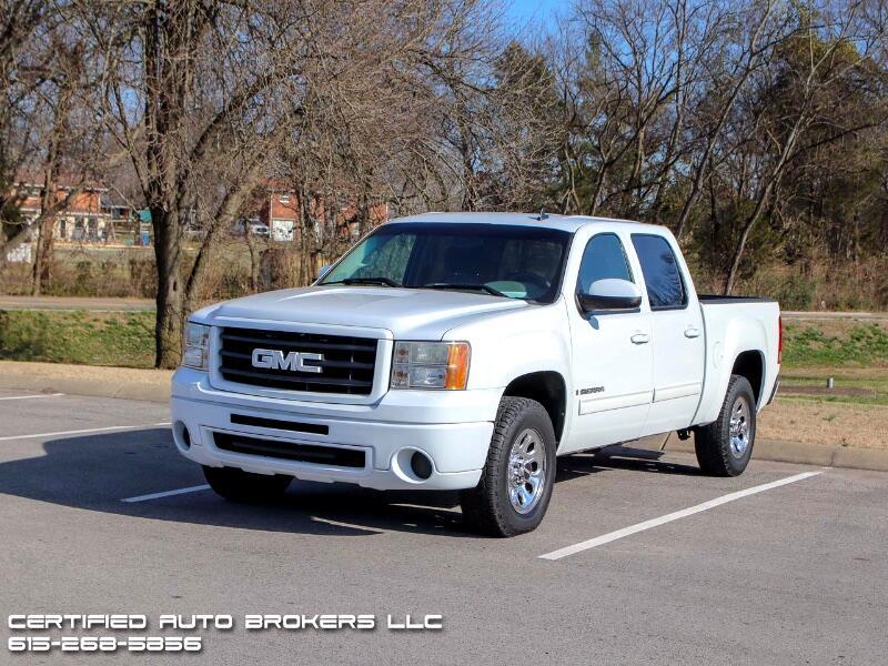 2008 GMC Sierra 1500 SLE1 Crew Cab 2WD