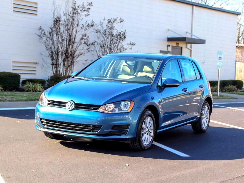 2015 Volkswagen Golf TSI SEL 6A
