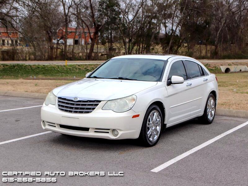 2008 Chrysler Sebring Sedan Limited