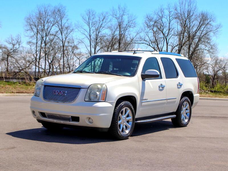 2010 GMC Yukon Denali 4WD