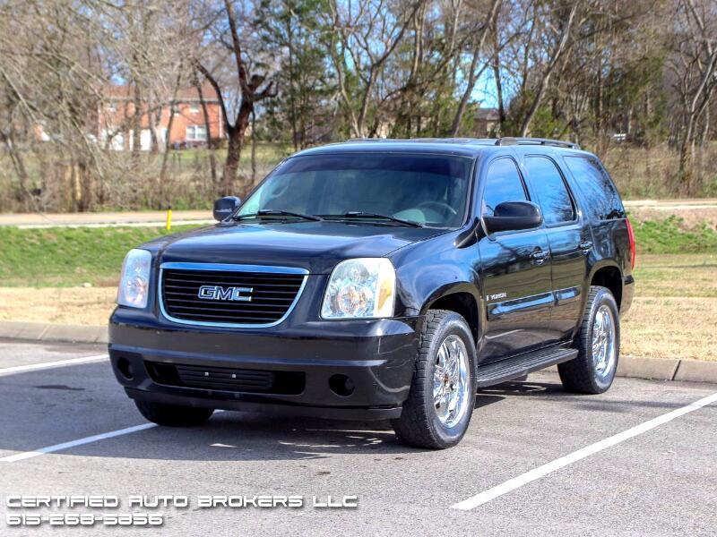 2007 GMC Yukon SLE 2WD