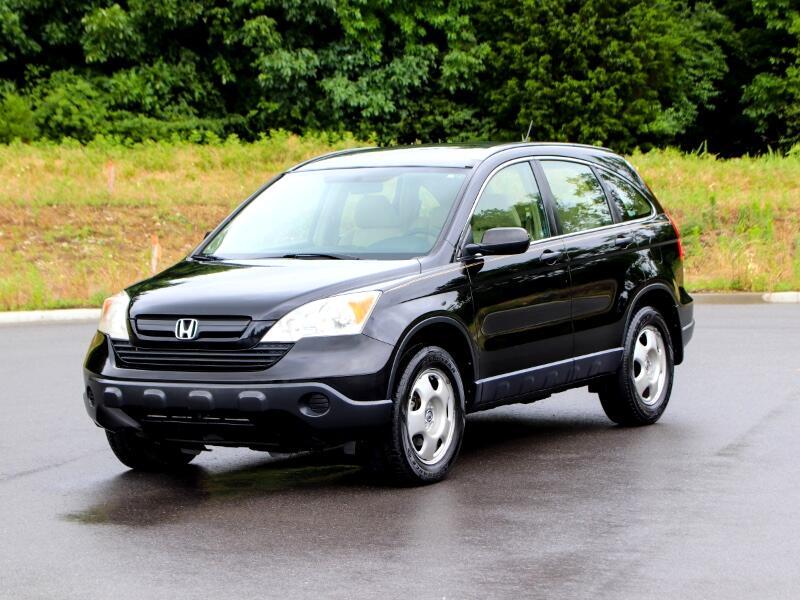 2007 Honda CR-V LX 2WD AT
