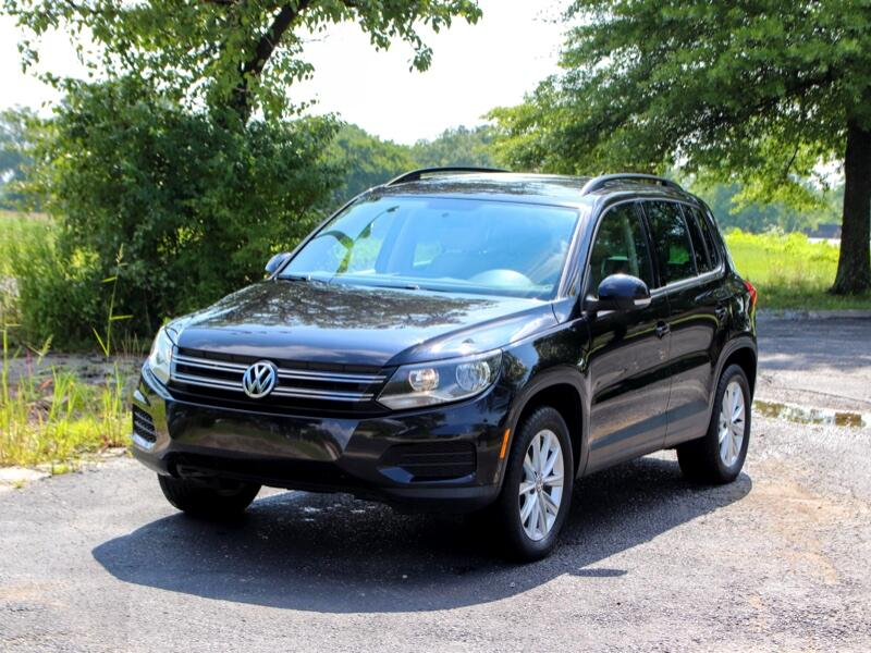 2015 Volkswagen Tiguan SEL 4Motion AWD