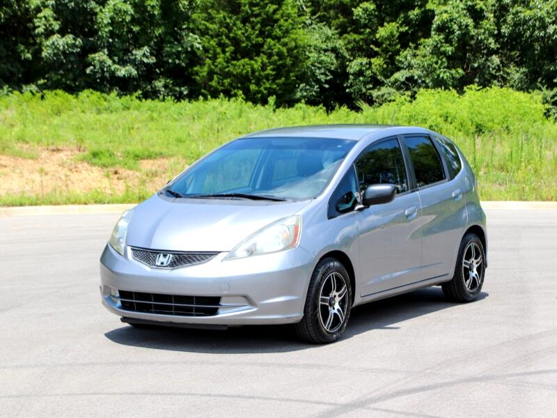 2009 Honda Fit 5-Speed MT