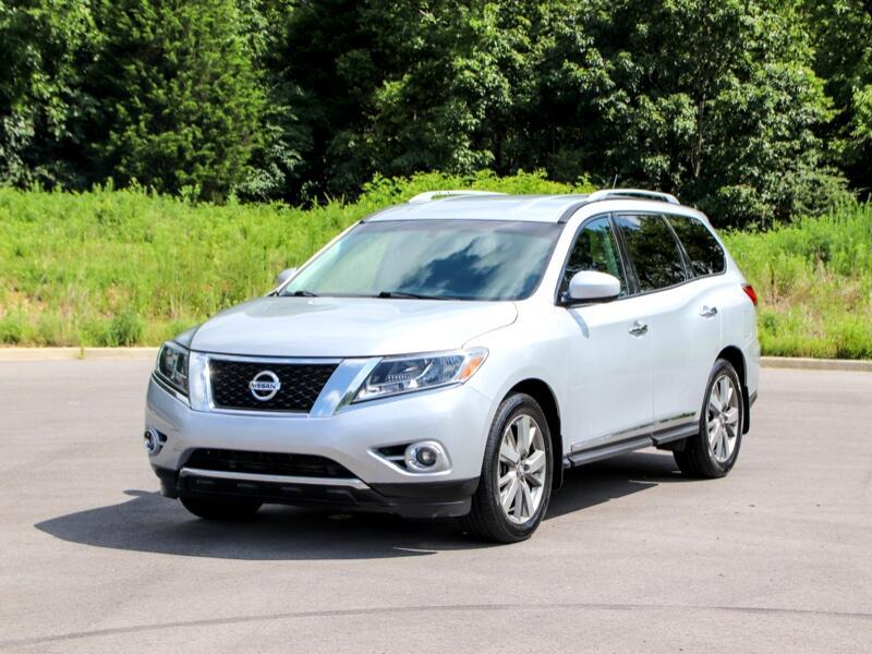 2014 Nissan Pathfinder Platinum 2WD
