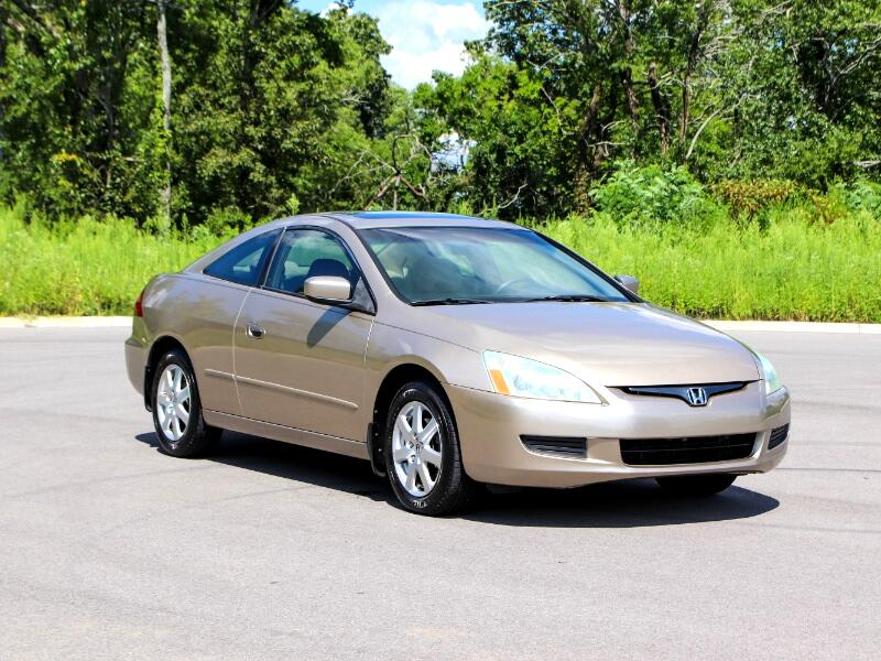 2005 Honda Accord EX-L Coupe AT