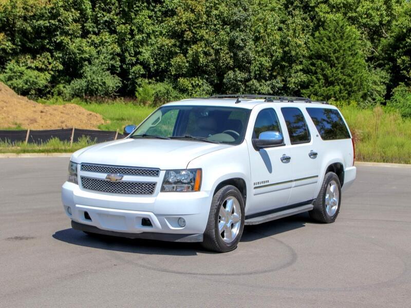 Chevrolet Suburban LTZ 1500 2WD 2010