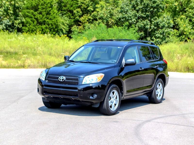 2007 Toyota RAV4 I4 SUV