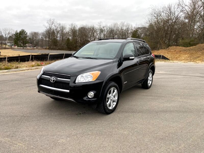 Toyota RAV4 Limited I4 4WD 2012