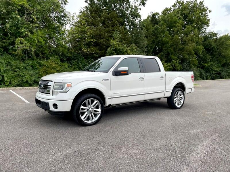 """Ford F-150 AWD SuperCrew 145"""" Lariat Limited 2013"""