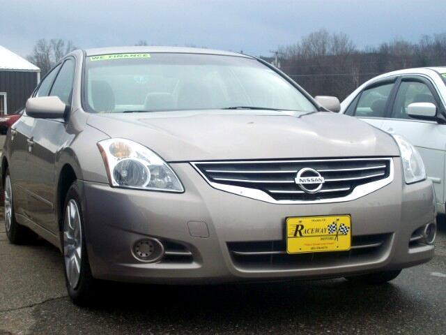 2011 Nissan ALTIMA S/S