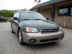 2002 Subaru Legacy Wagon